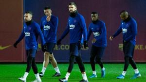 Pique: Uvijek bih izabrao Messija ispred Maradone