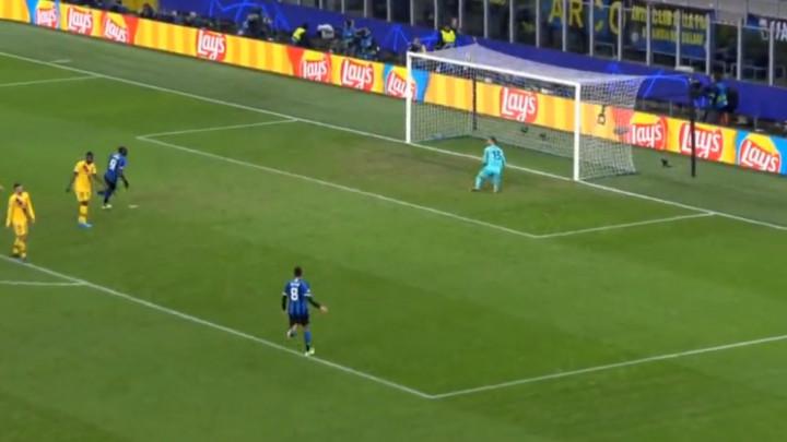 Inter slavi Lukakua