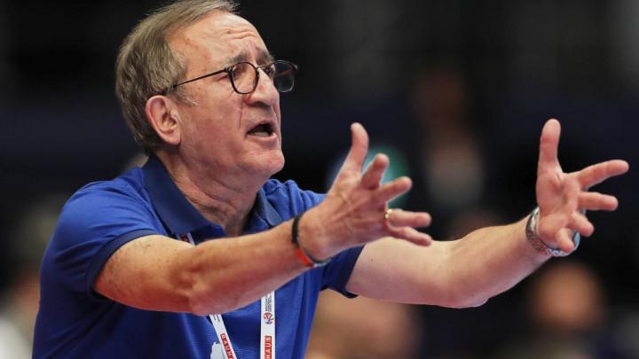 Lino Červar se zbog neobičnog problema nije pojavio na pressu Hrvatske