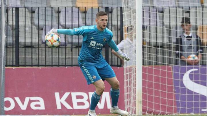 Hoće li Kenan Pirić ostati prvi golman Maribora? Sergej Jakirović je govorio o tome