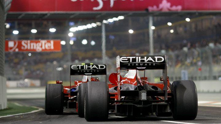 """VN Singapur: Ferrari, Mercedes i Red Bull kreću u """"rat"""""""