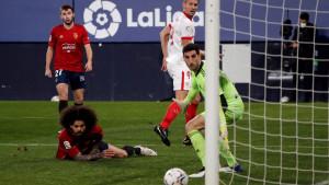 Sevilla rutinski protiv Osasune