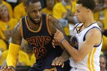 Izabrana najbolja petorka NBA lige