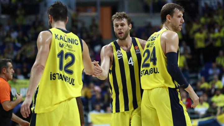 Fenerbahče ponizio Žalgiris u prvom susretu play-offa