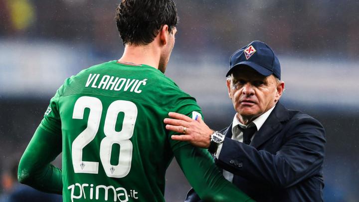 Fiorentina odbila sve ponude za Vlahovića