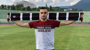 Vicko Ševelj potpisao za Sarajevo