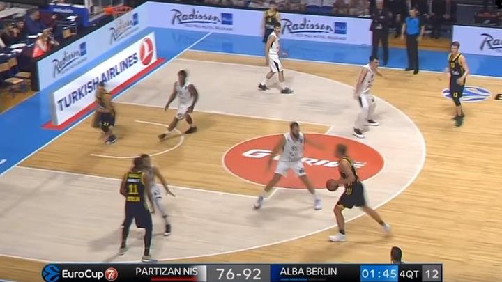 Grobari brutalno ismijali košarkaše Partizana