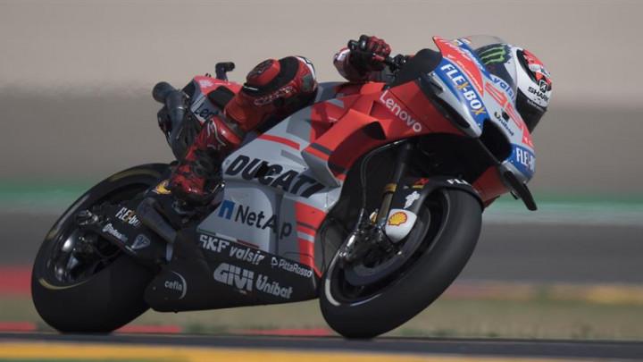 Dominacija Ducatija, Rossi razočarao