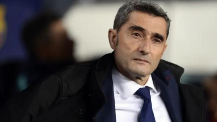 Valverde dao kratak odgovor na pitanje da li će ostati trener Barcelone