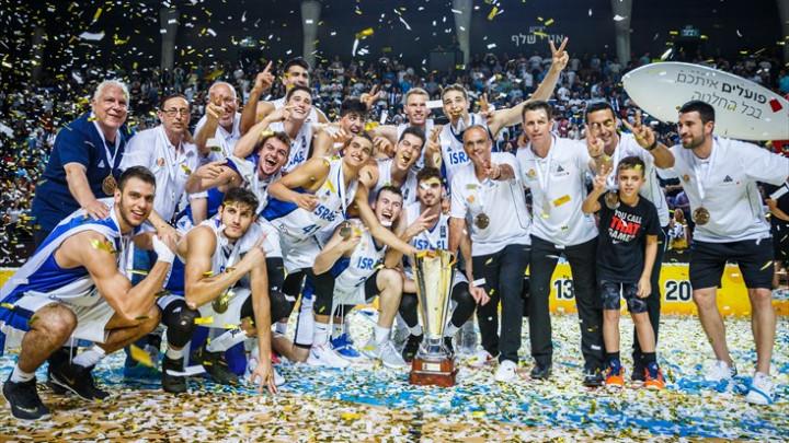 Izrael šampion Evrope do 20 godina