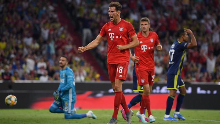 Bayern silovito krenuo, pa se u nastavku smilovao Fenerbahčeu