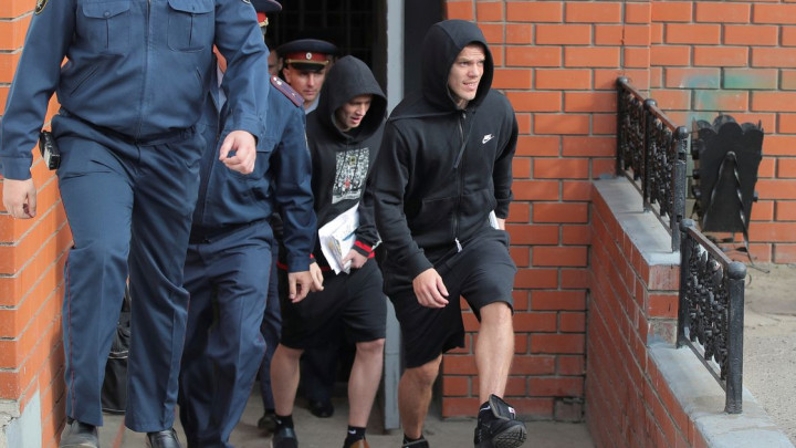 Izašao iz zatvora jučer, a danas potpisao za Zenit!