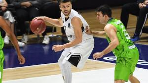 Drugi poraz Partizana u Eurocupu