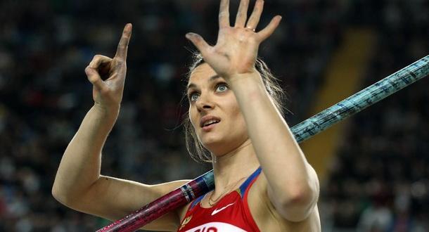 Isinbajeva želi zlatnu medalju