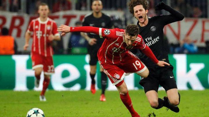 Bayernu pripao okršaj divova na Allianz Areni