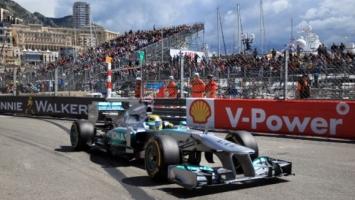Rosberg slavio na utrci za VN Monaca
