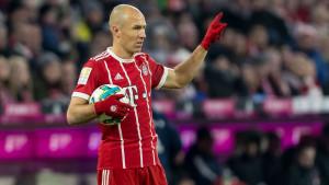 Arjen Robben: Anfield je definitivno najgori stadion