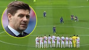 Lacazette kleknuo ispred igrača Slavije i oduševio svijet: Stigla reakcija i Stevena Gerrarda