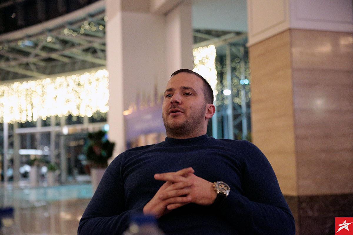 Vico Zeljković: Otvorilo nam se, ambicije su objektivno porasle