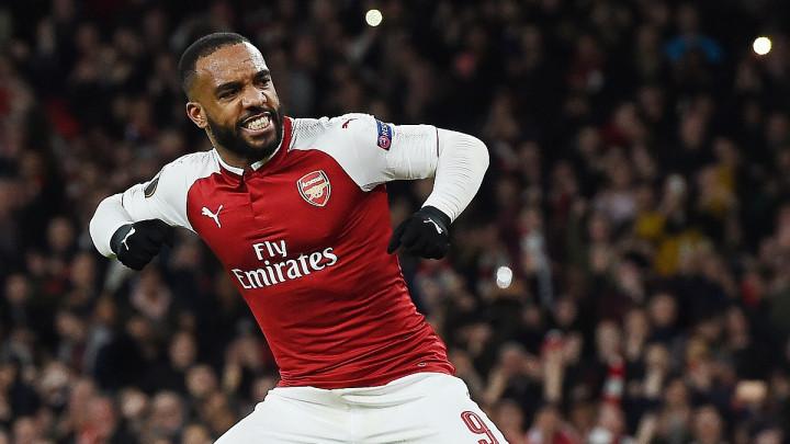 Lacazette zna šta Liga Evrope znači za Wengerovu budućnost na Emiratesu