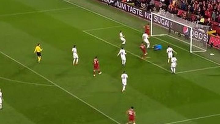 Nema kraja Rominoj nesreći: Liverpool vodi 5:0!