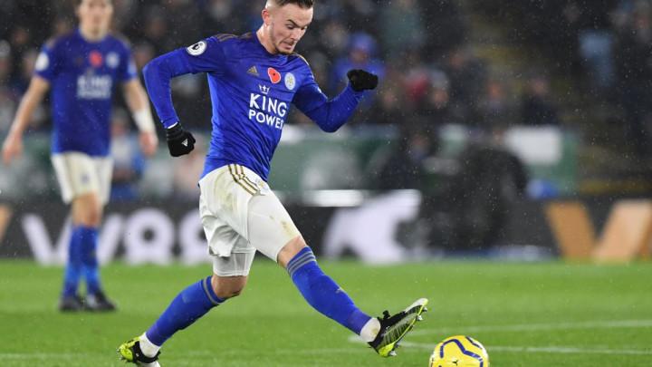 Sa Old Trafforda ide ponuda za zvijezdu Leicestera