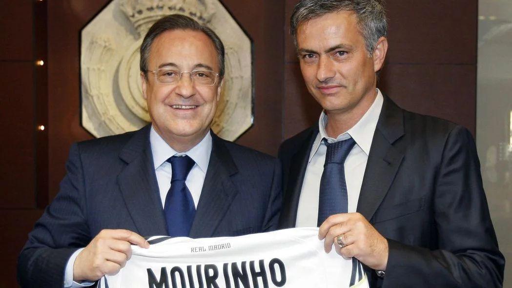 Ako Real Madrid angažuje Mourinha onda će zaraditi i Manchester United