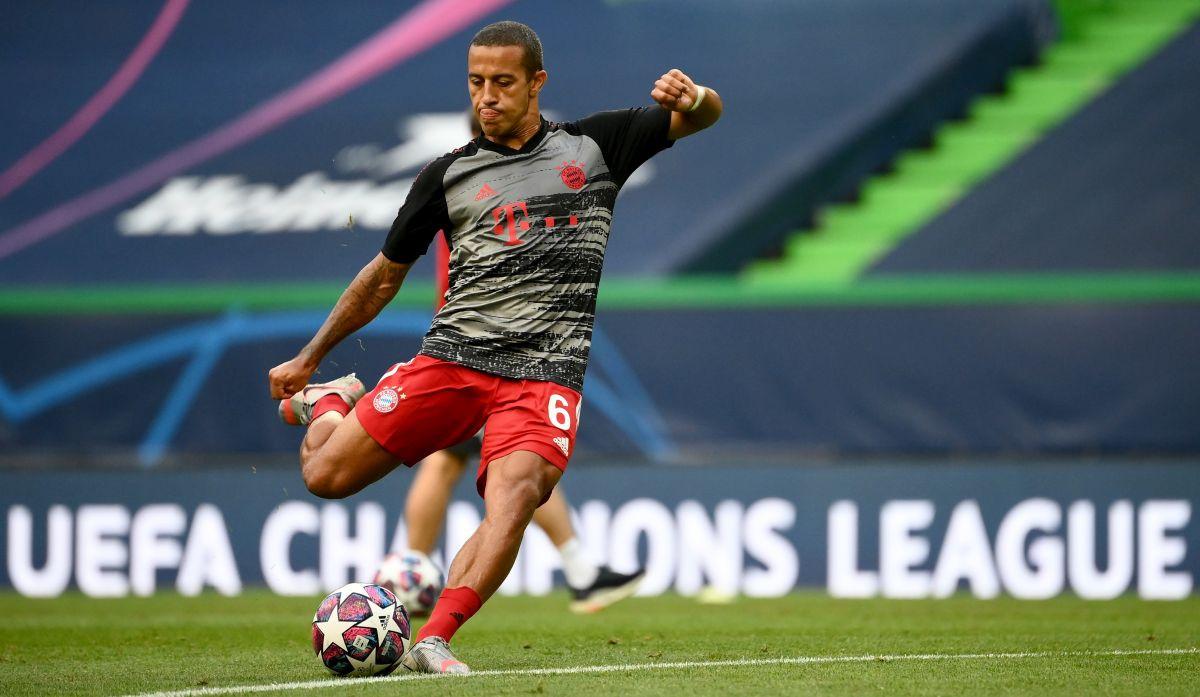Thiago rasplamsao špekulacije o transferu fotografijom na Instagramu