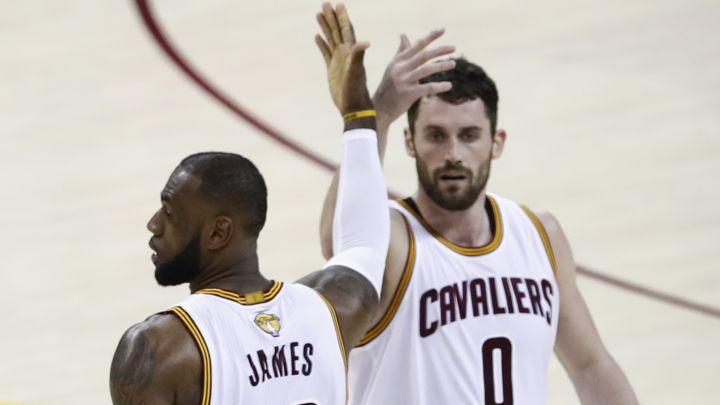 """""""LeBron mi je rekao da igram centra"""""""