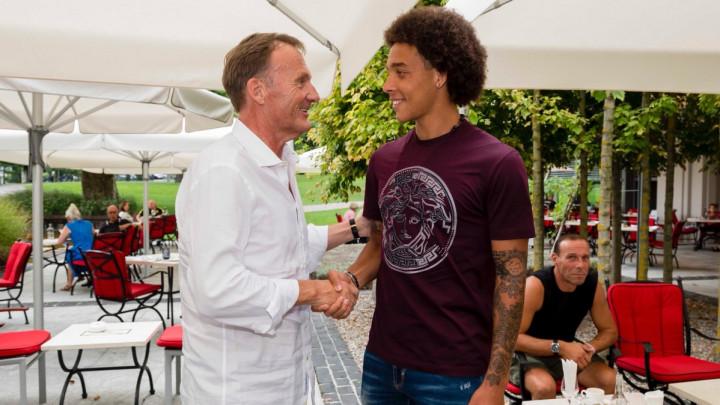 Transfer dogovoren: Witsel se vratio u Evropu i to u velikom stilu