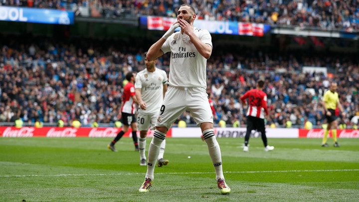 Brutalna statistika Benzeme: Sezona za pamćenje igrača Reala