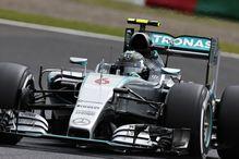 Rosbergu pol pozicija u Belgiji