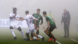 'Neviđena' utakmica Sassuola i Torina, Amer Gojak još uvijek bez debija