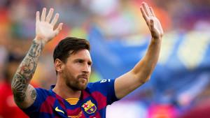 Messi propušta prvi meč sezone