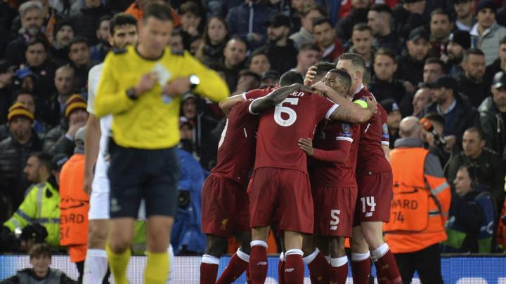 Ludilo na Anfieldu: Redsi slavili, Sin vjetra dominirao, Džeko vratio Romu u život