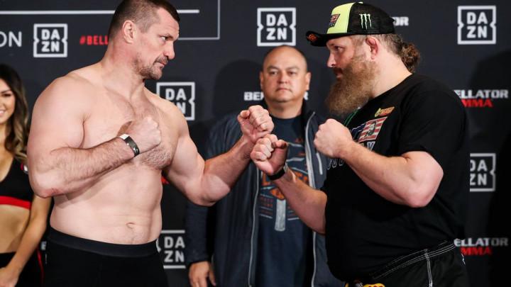 Mirko Filipović: Bilo mi je teže mentalno nego fizički