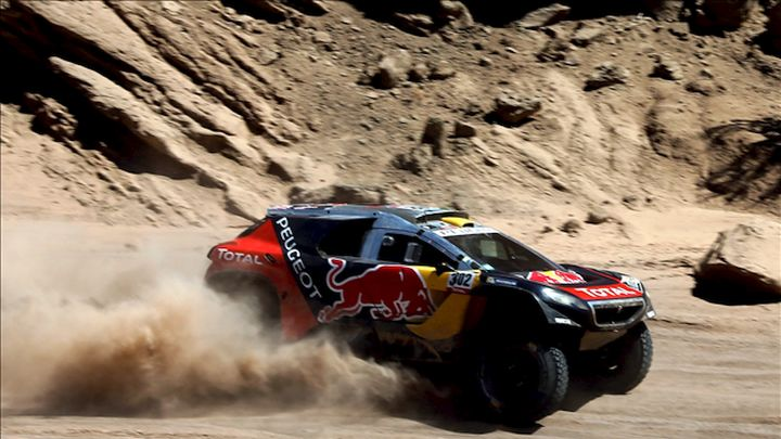 Peterhansel pobjednik relija Dakar za 2016. godinu