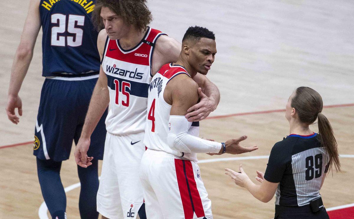 Slavili nakon produžetka: Wizardsi nanijeli treći uzastopni poraz Lakersima