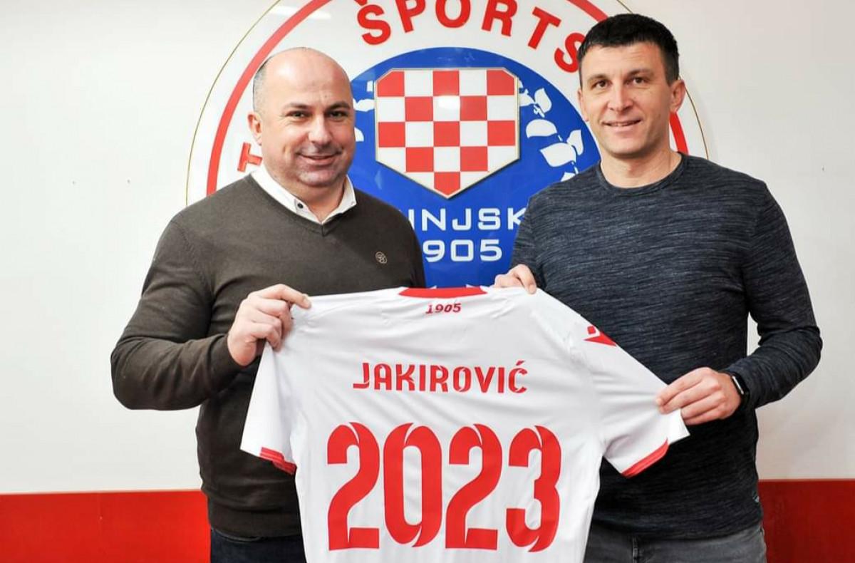 HŠK Zrinjski poželio dobrodošlicu Sergeju Jakiroviću