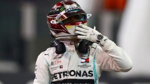 Abu Dhabi: Hamilton starta prvi