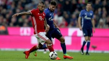 Bayern se 'okliznuo', Ibiševićeva Hertha slavi