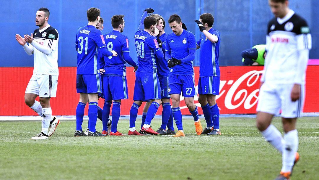 Rudeš umalo zaledio Maksimir na početku prvenstva, Fiolić spasio Dinamo