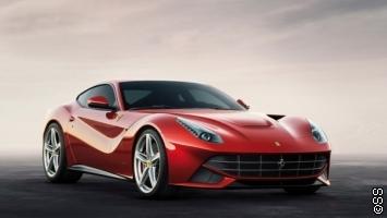 Ferrarijeva 20. godišnjica u Kini