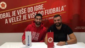 Vedran Kjosevski ne konkuriše za Željezničar