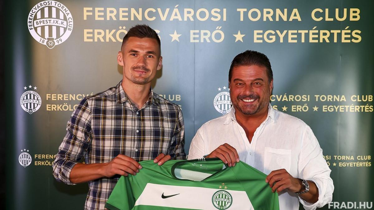 Adnan Kovačević novi član mađarskog prvaka Ferencvaroša!