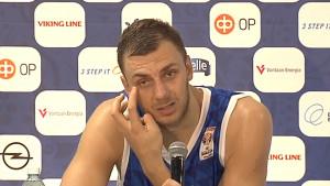 Kikanović: Igrali smo previše mekano, naučili smo lekciju