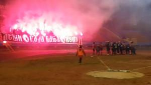 Navijači i nogometaši Borca znali su proslaviti novu pobjedu