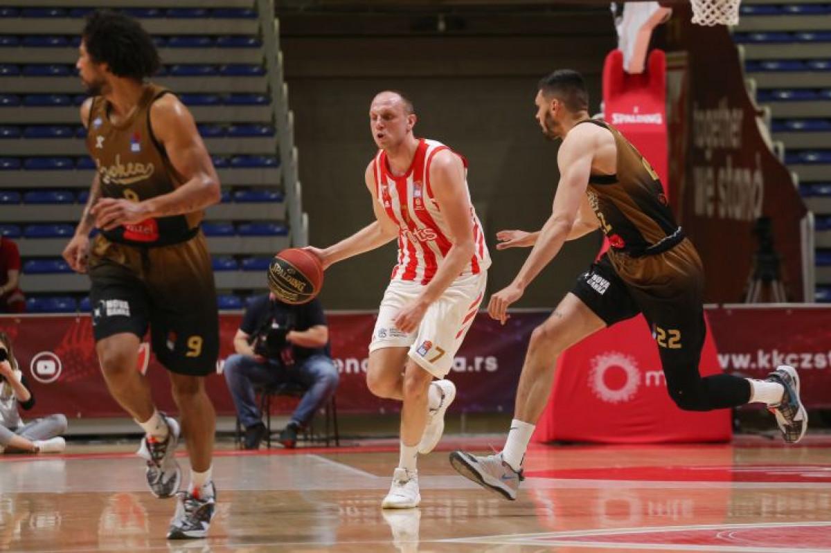 Igokea nemoćna u Beogradu, Crvena zvezda u finalu ABA lige