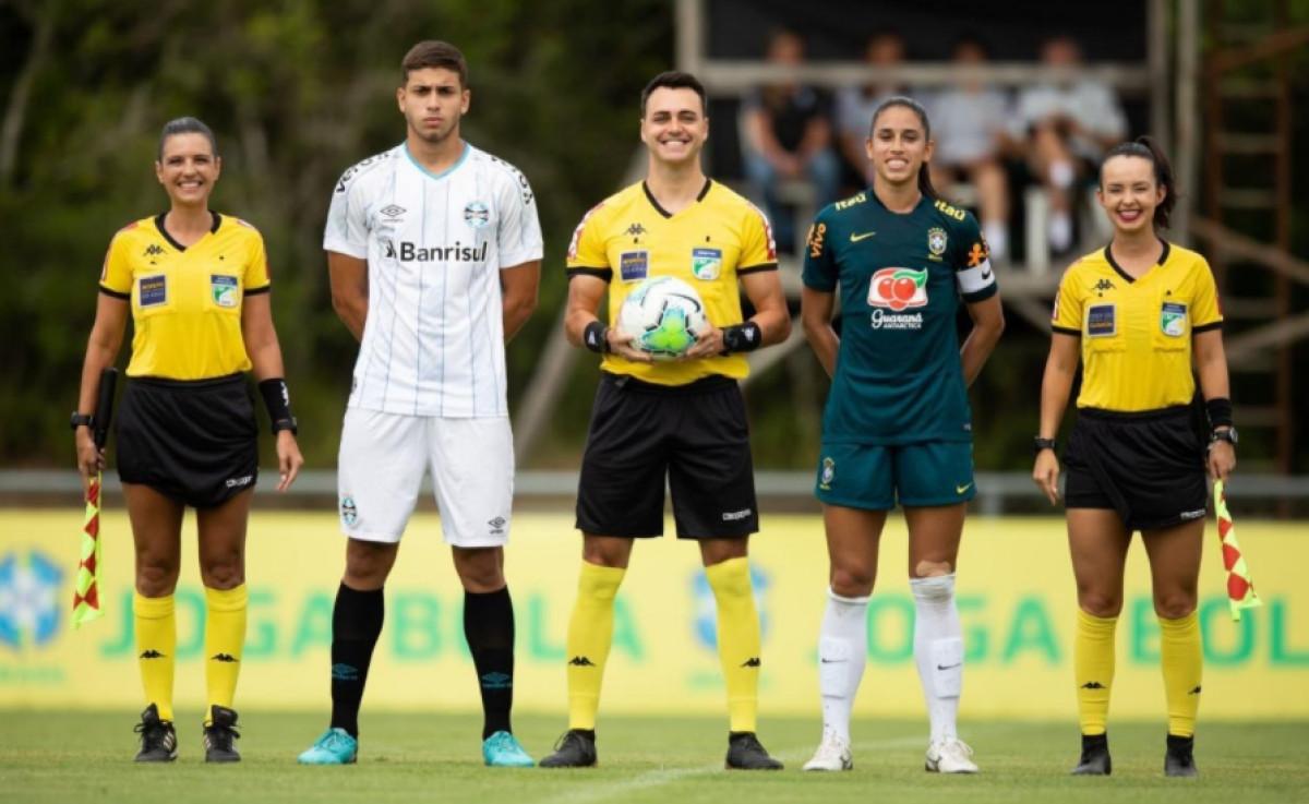 Neobičan meč: Dječaci razbili žensku reprezentaciju Brazila