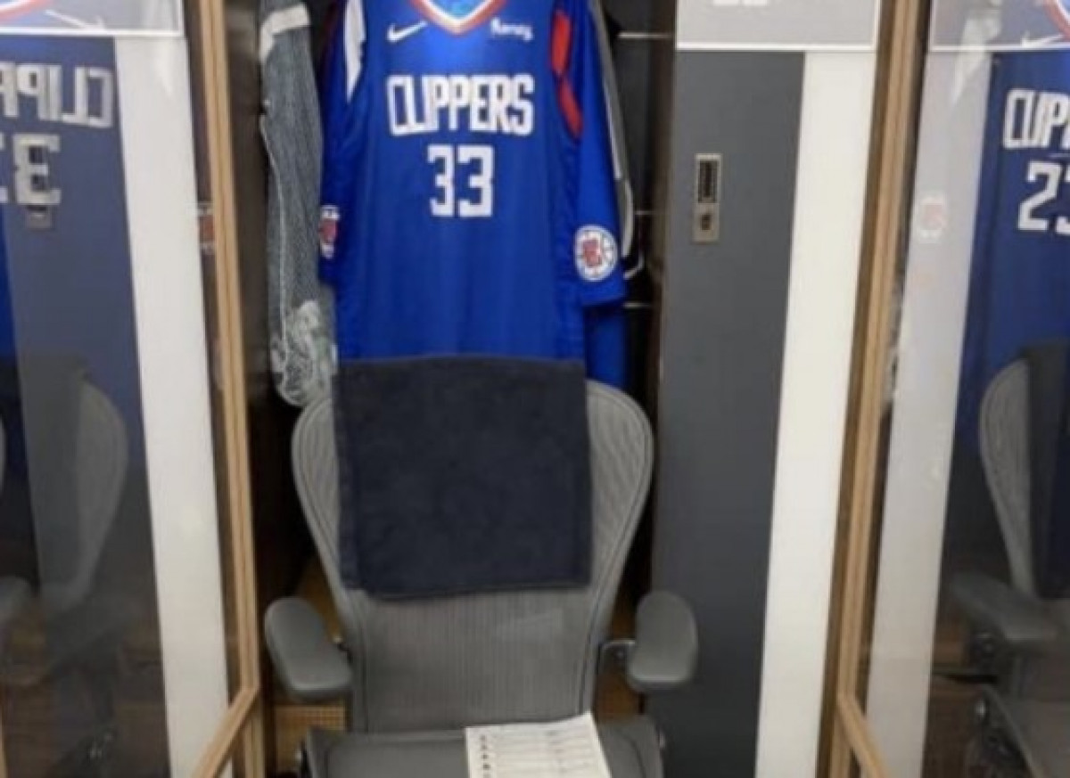 Svi igrači Clippersa dobili iste poklone pred novu sezonu